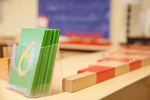 Montessori-tools